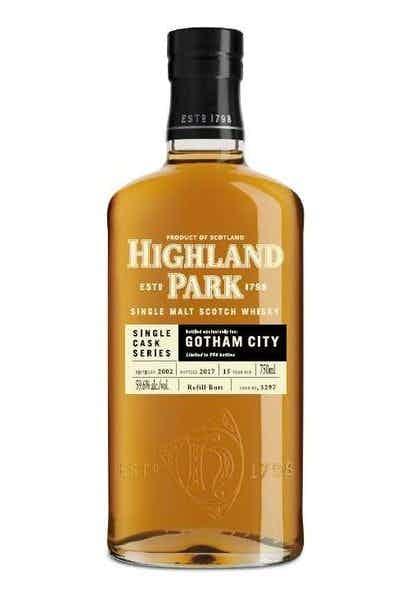 Highland Park Single Cask Series Gotham City Edition