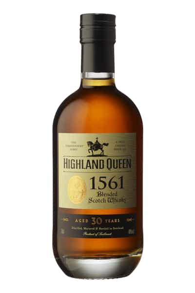 Highland Queen 1561 30-Year Blended Scotch