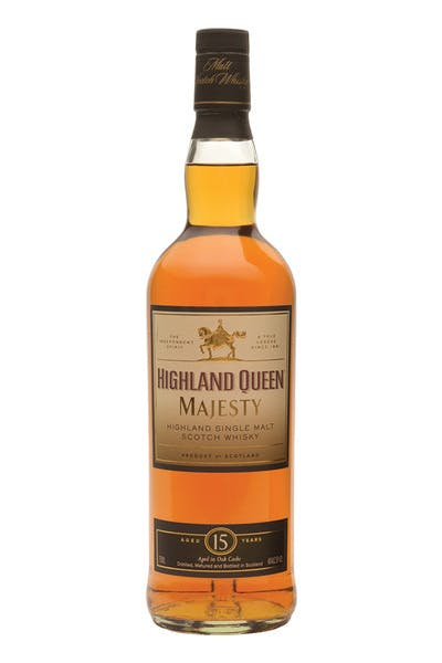 Highland Queen Majesty 15 Year Old Single Malt