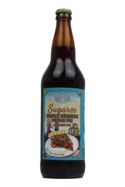 Highwater Sugaree Maple Bourbon Pecan Pie