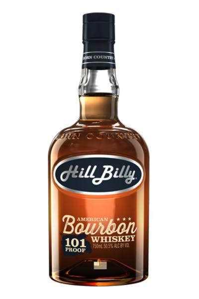 Hill Billy Bourbon 101 Proof