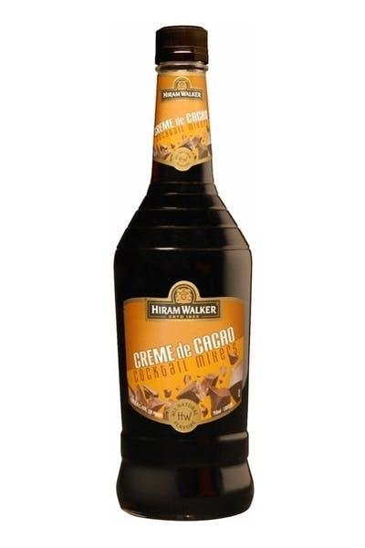 Hiram Walker Creme De Cacao Dark