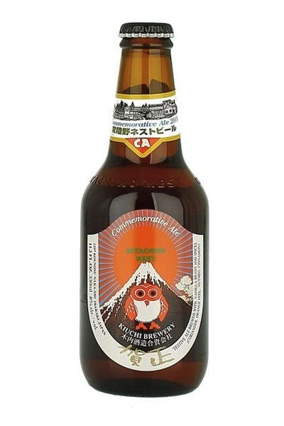 Hitachino Nest Commemorative Ale