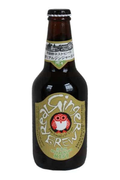 Hitachino Nest Real Ginger Brew