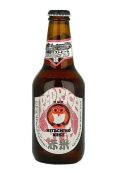 Hitachino Nest Red Rice Ale