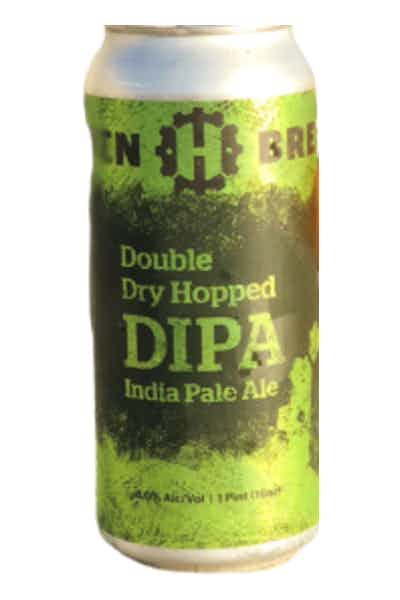 Hoboken Brewing Double Dry Hopped DIPA
