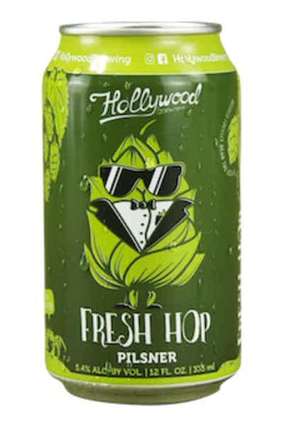 Hollywood Brewing Co. Fresh Hop Pilsner