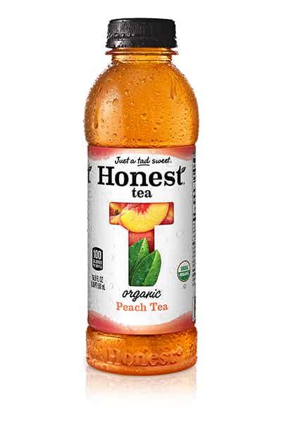 Honest Peach Tea