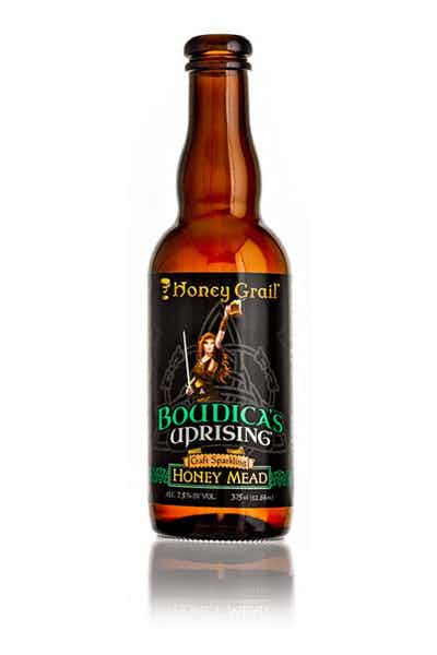 Honey Grail Boudica's Uprising  Mead