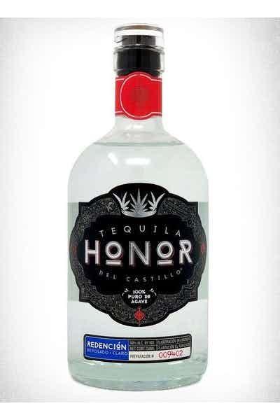 Honor Del Castillo Redencion Reposado Claro Tequila