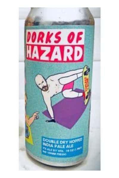 Hoof Hearted Dorks Of Hazard IPA