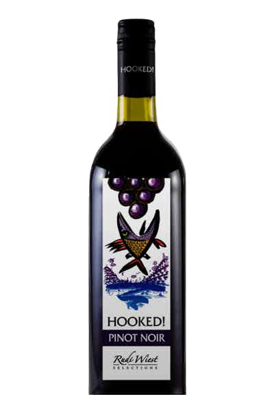 Hooked Pinot Noir