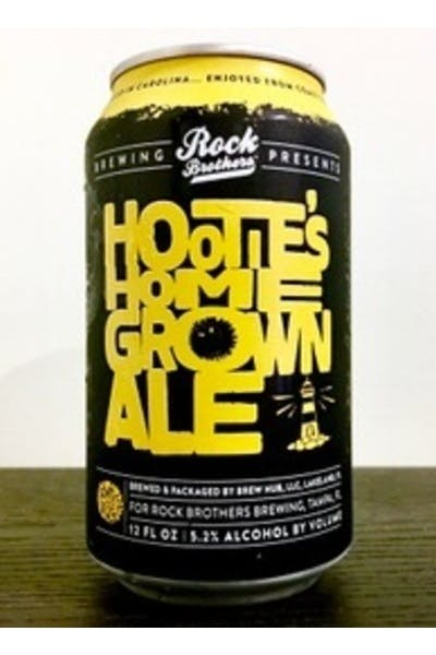Hootie's Homegrown Ale