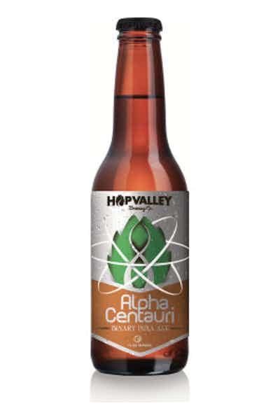Hop Valley Alpha Centauri Binary IPA