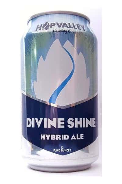 Hop Valley Divine Shine Hybrid Ale