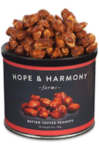 Hope & Harmony Butter Toffee Peanuts