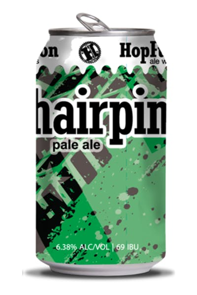 Hopfusion Hairpin Rye Pale Ale