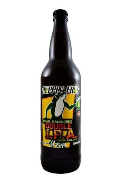 Hoppin' Frog Mean Manalishi IPA