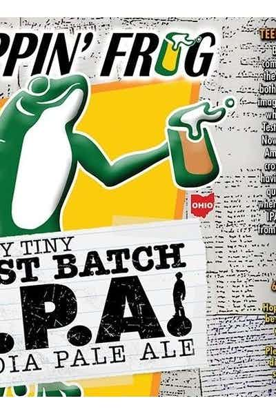 Hoppin' Frog Teeny Tiny Test Batch IPA
