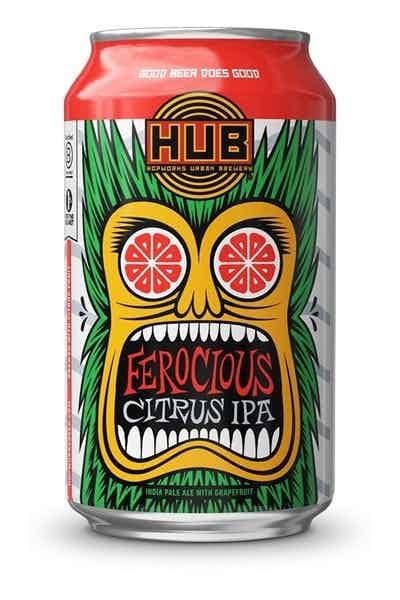 Hopworks Urban Brewery Ferocious Citrus IPA