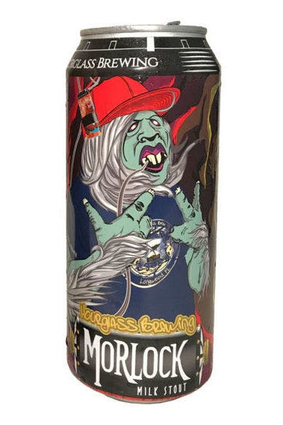 Hourglass Morlock Milk Stout