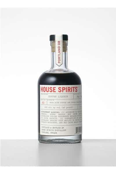 House Spirits Coffee Liqueur