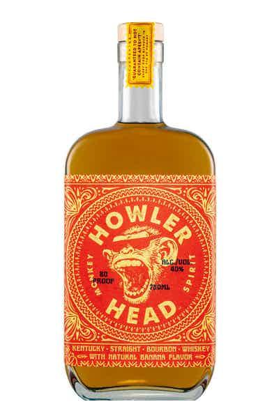 Howler Head Banana Infused Kentucky Straight Bourbon