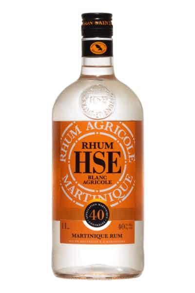 HSE White 40% Martinique Rum