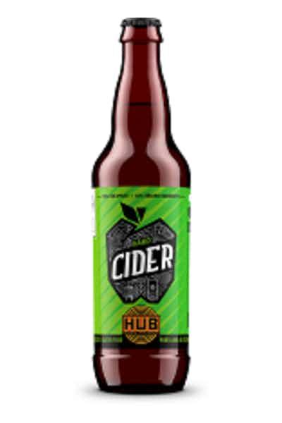 Hub Hard Cider .