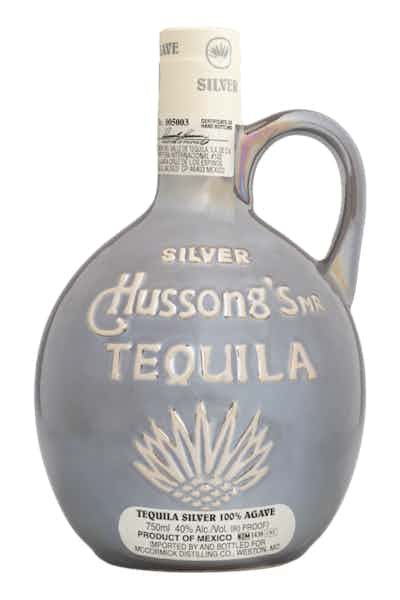 Hussong's Silver Tequila