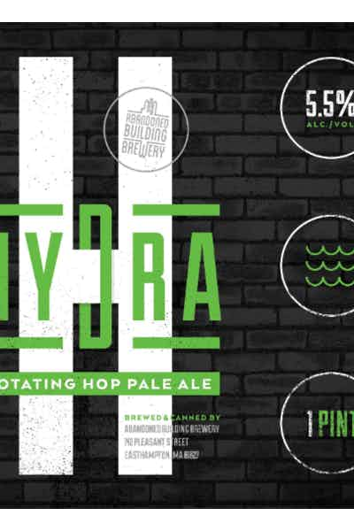 Abandoned Building Hydra Pale Ale