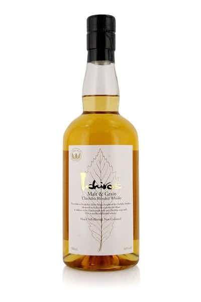 Ichiro's Malt: Malt & Grain Japanese World Blend Whisky