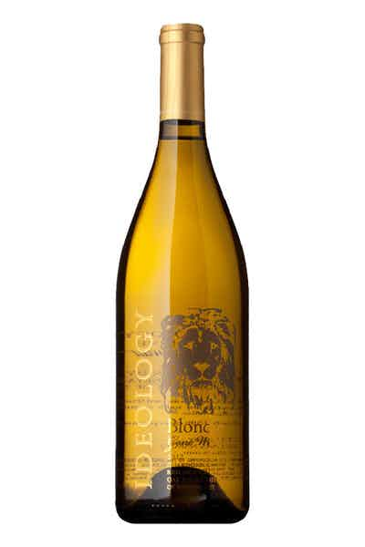Ideology Chardonnay Blondie Gone Wild Oak Knoll District