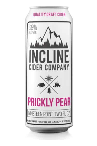 Incline Prickly Pear Cider