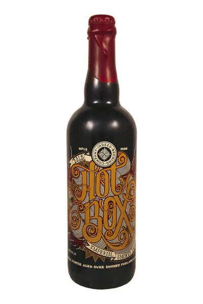 Indeed Hot Box Imperial Smoked Pepper Porter