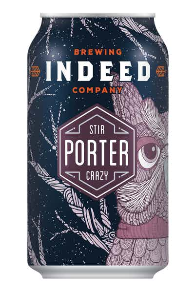 Indeed Stir Crazy Winter Ale