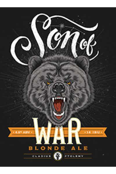 Indiana City Son Of War Blonde Ale