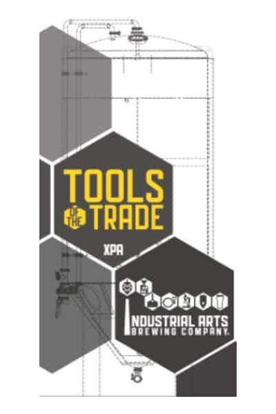 Industrial Arts Tools Of The Trade Extra Pale Ale