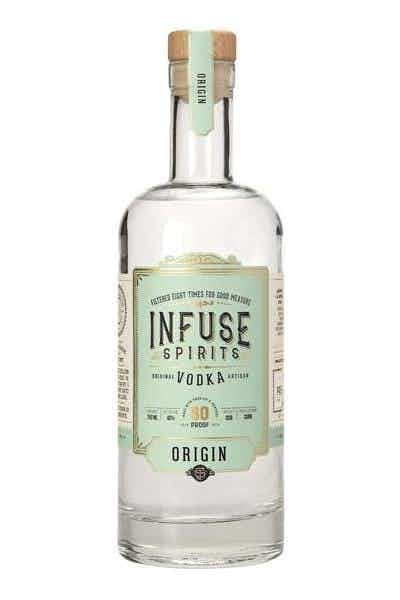 Infuse Origin Vodka