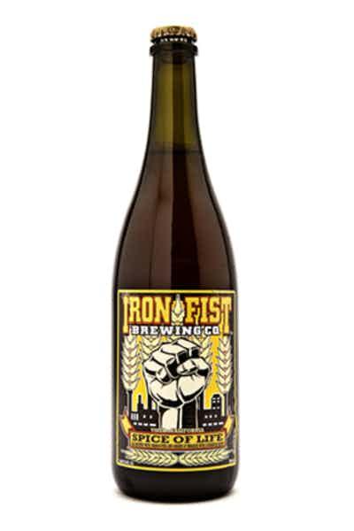 Iron Fist Spice Of Life