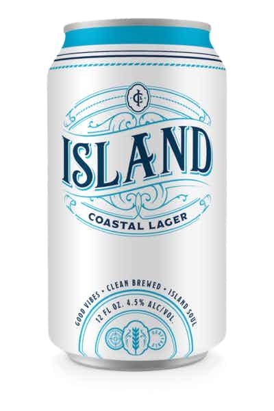 Island Coastal Lager