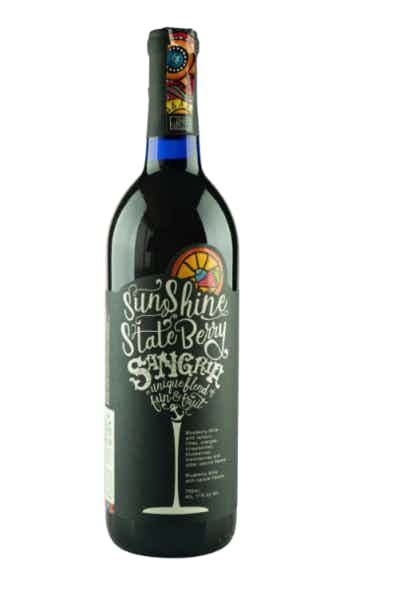 Island Grove Sunshine Berry Sangria