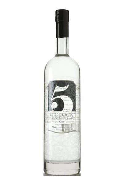 It's 5 O'Clock Somewhere Northwest Dry Gin