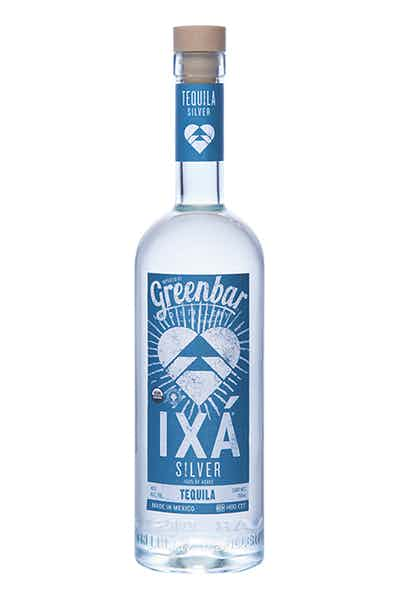 Ixa Silver Tequila from Greenbar Distillery