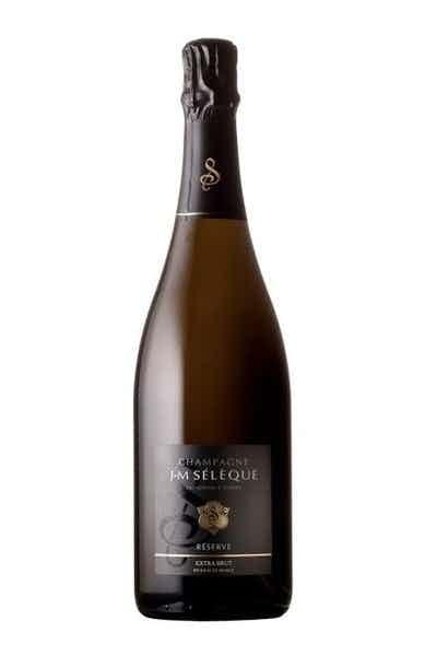 J M Seleque Champagne Brut Nature
