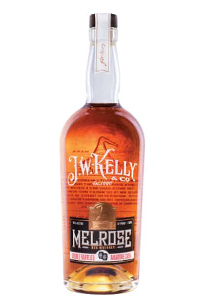J. W. Kelly Melrose Rye Whiskey