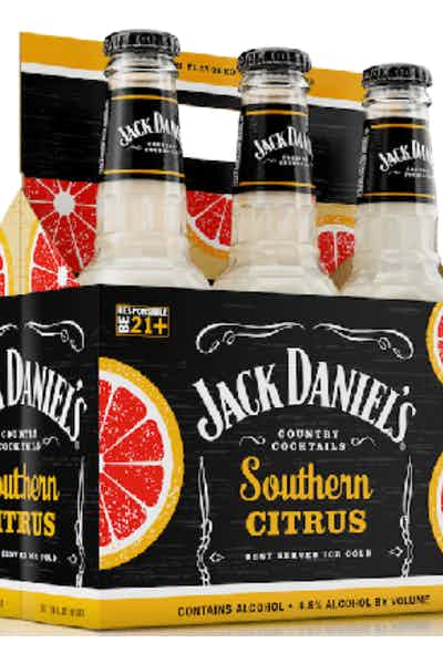 Jack Daniel's Country Cocktails Citrus Southern 8nN0vmOw