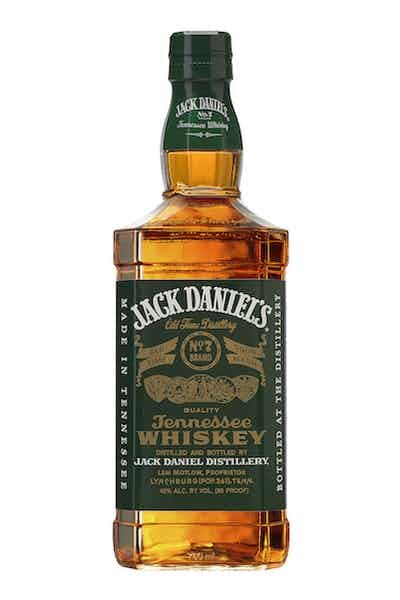 Jack Daniel's Tennessee Whiskey Green Label