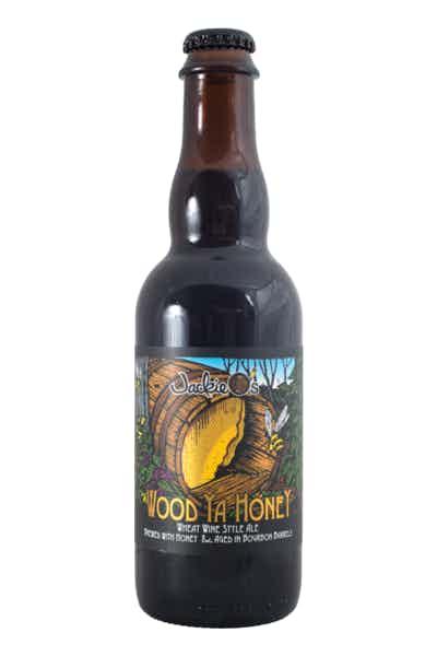 Jackie O's Wood Ya Honey Wheat Ale