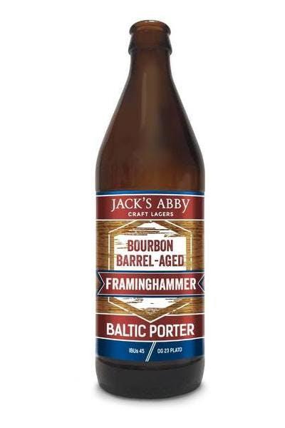 Jack's Abby Barrel Aged Framinghammer Baltic Porter